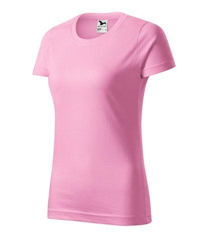 Koszulka Damska Malfini Basic - 30 Różowy