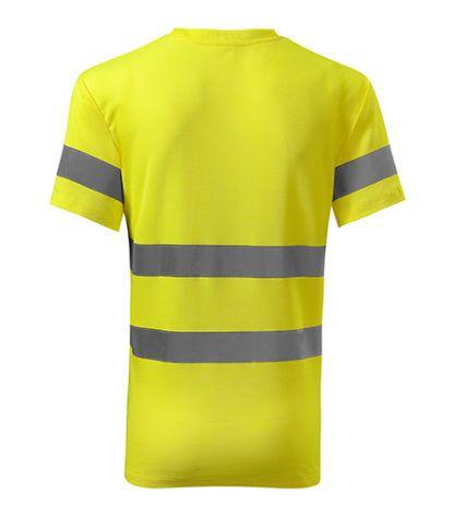 Koszulka odblaskowa Rimeck HV Protect 1V9 - 97 Żółty