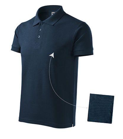 Koszulka Polo Malfini Cotton - 02 Granatowy