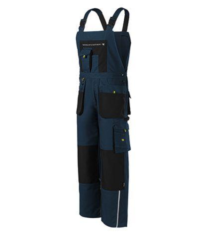 Spodnie robocze ogrodniczki Rimeck Ranger W04 - Granatowy