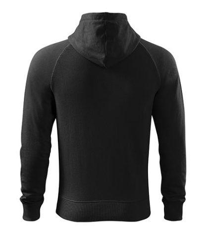 Bluza z kapturem Malfini Premium Voyage - 01 czarny