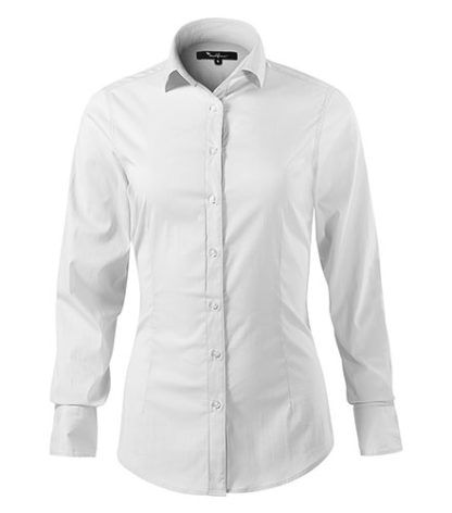 Koszula damska dopasowana Malfini Premium Dynamic - 00 biały