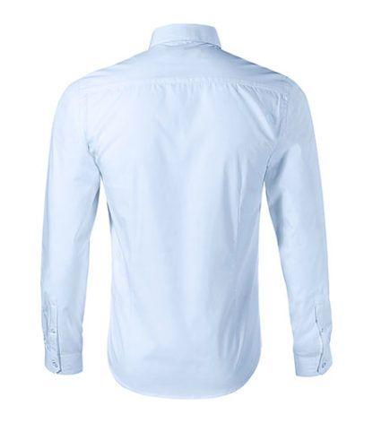 Koszula męska taliowana Malfini Premium Dynamic - 82 light blue