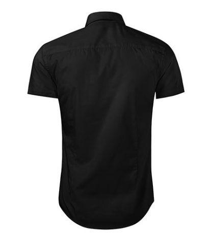 Koszula męska taliowana Malfini Premium Flash - 01 czarny