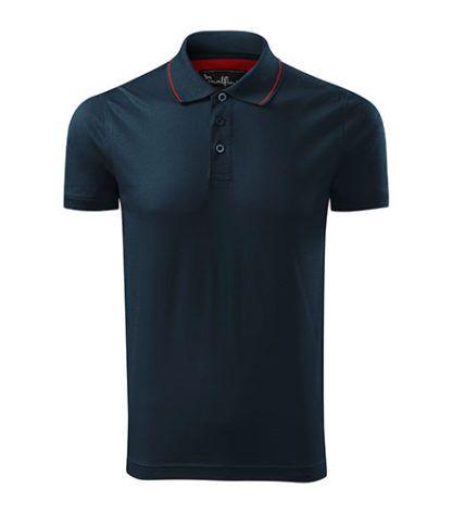 Koszulka Polo Malfini Premium Grand - 02 granatowy