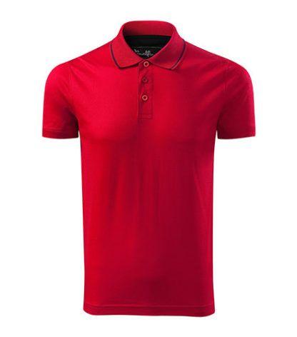 Koszulka Polo Malfini Premium Grand - 71 formula red